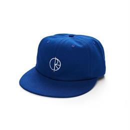 POLAR SKATE CO CANVAS CAP-Royal Blue