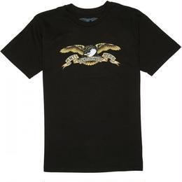 ANTI HERO EAGLE T-SHIRT - Black