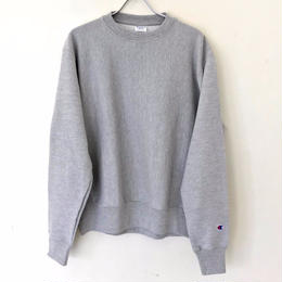 CHAMPION REVERSE WEAVE CREW NECK - Oxford Grey