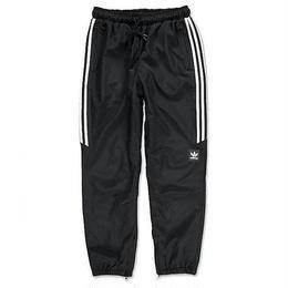 Adidas Classic Pants - Black / White