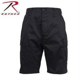 ROTHCO CARGO SHORTS-BLACK