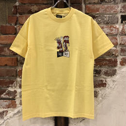 TALL TAIL VISIONS TEE - YELLOW