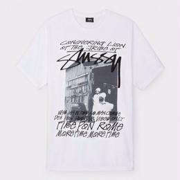 STUSSY TRIBE OF STÜSSY TEE-WHITE