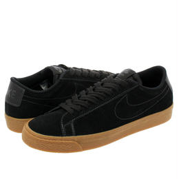 NIKE SB ZOOM BLAZER LOW - BLACK/GUM