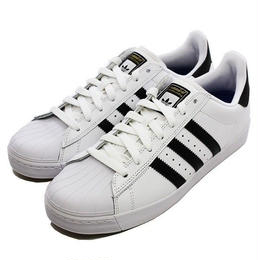 adidas skateboarding SUPERSTAR VULC ADV -WHITE/BLACK