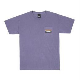 ONLY NY Subway Logo T-Shirt - Grape