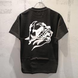 BUTTER GOODS IT'S YOURS T SHIRT - BLACK バター グッズ イッツ ユアーズ Tシャツ ブラック