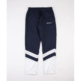 GRIND LONDON TRACK BOTTOM - NAVY/WHITE