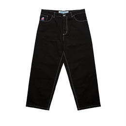 POLAR SKATE CO BIG BOY JEANS-BLACK