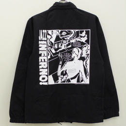 ONYX COLLECTIVE JAZZ INFERNO COACH JACKET