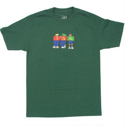 BRONZE56K CHILDHOOD TEE - FOREST GREEN