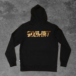 Civilist Techno Hood – Black