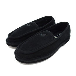 DVS Francisco Slipper - Black /Black