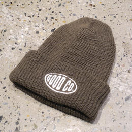 The Good Company FIELD BEANIE GREEN