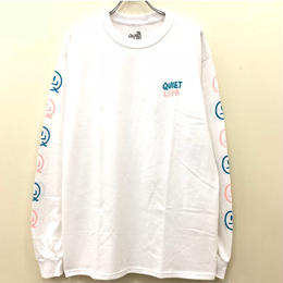 THE QUIET LIFE BYRANT LONG SLEEVE-WHITE