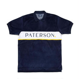 PATERSON LINE WEIGHT POLO - NAVY