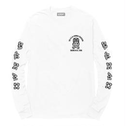 5BORO 5B X DS HAWAII DIVISION WHITE L/S-WHITE