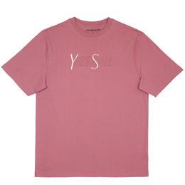 YARDSALE  YS T-shirt - Pink Pill