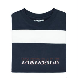 YARDSALE Valentine Sweat Navy/White/Charcoal