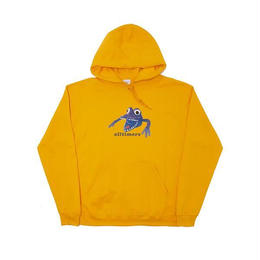 ALLTIMERS MONSTER HOODY GOLD