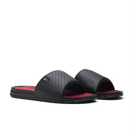 HUF SLIDE - BLACK/ RED
