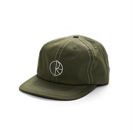 POLAR SKATE CO CONTRAST CAP - Olive