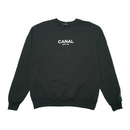 CANAL CLASSIC LOGO CHAMPION CREW - GREEN