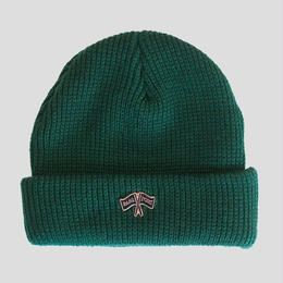 PASS~PORT  PP FLAGS PIN BEANIE - FOREST