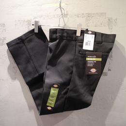 Dickies Slim Fit 873 Work Pants - Black