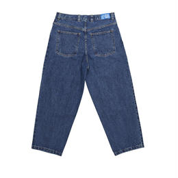 POLAR SKATE CO BIG BOY JEANS-Dark blue