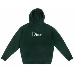 Dime DIME CLASSIC HOODIE-Green