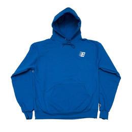 BRONZE56K  B HOODY ROYAL BLUE/WHITE