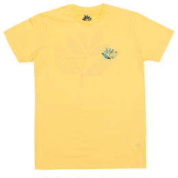 MAGENTA SKATEBOARDS MIRO TEE - YELLOW