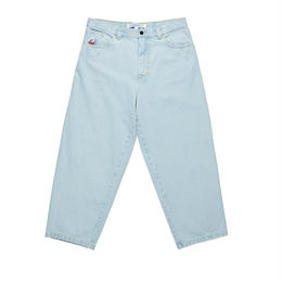 POLAR SKATE CO BIG BOY JEANS-Bleach Blue