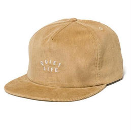 THE QUIET LIFE STANDARD UNSTRUCTURED SNAPBACK - KHAKI
