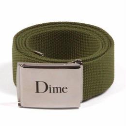 Dime DIME SK8 BELT-Olive
