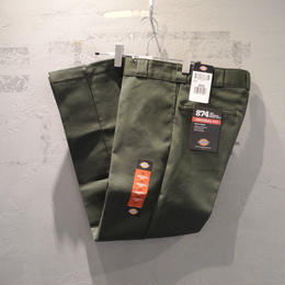 Dickies Original 874 Work Pants - OG Olive Green