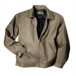 DICKIES  INSULATED EISENHOWER JACKET-KHAKI