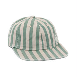 ONLY NY Nautical Striped Polo Hat-Seagrass
