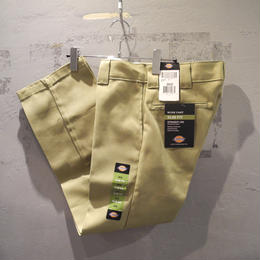 Dickies Slim Fit 873 Work Pants - Khaki