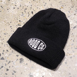 The Good Company FIELD BEANIE BLACK