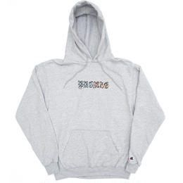 BRONZE56K ICY HOT HOODY - HEATHER GREY