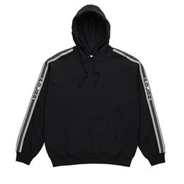 POLAR SKATE CO TAPE HOODIE - Black