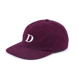 DIME SNAPBACK CAP - Burgundy