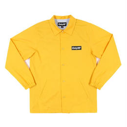ONLY NY New York Love Coach Jacket-YELLOW