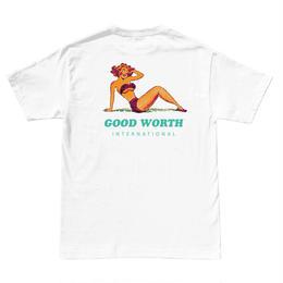 GOOD WORTH & CO International Tee - WHITE