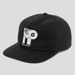 PASS~PORT  PP WORLD RECORDS CAP - BLACK