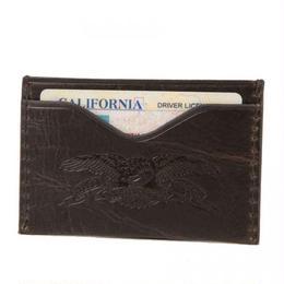 ANTI HERO Wallet Card Holder - Brown
