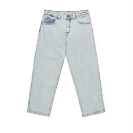 POLAR SKATE CO '93 DENIM JEANS - Light Blue