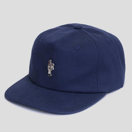 PASS~PORT  PO~PO PIN CAP - NAVY